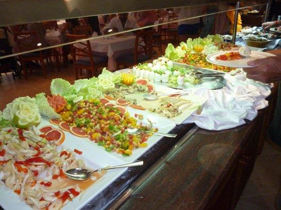 Ola Hotel Maioris : yummy food