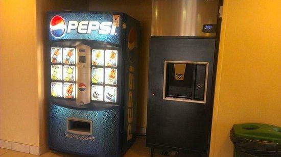 Sleep Inn Springfield : Vending