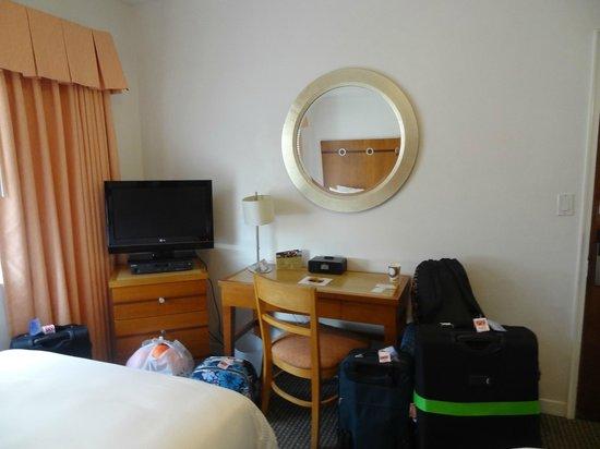 South Seas Hotel: habitaciòn