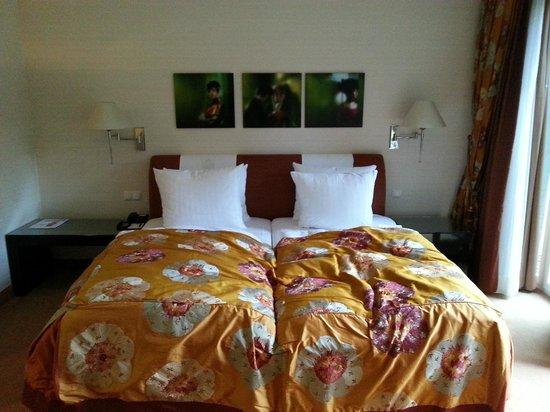 Dorint Park Hotel Bremen: Bedroom