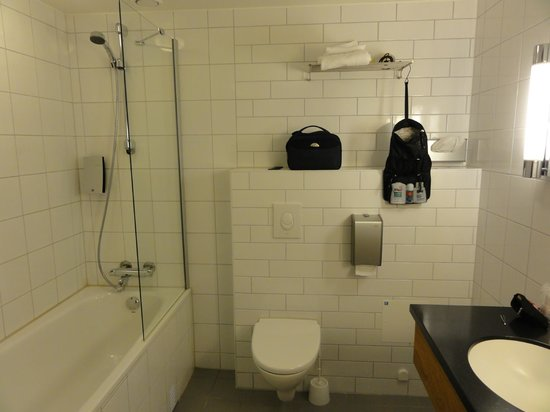 Clarion Collection Hotel Bryggen: Bathroom