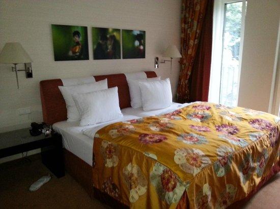 Dorint Park Hotel Bremen: Fab room