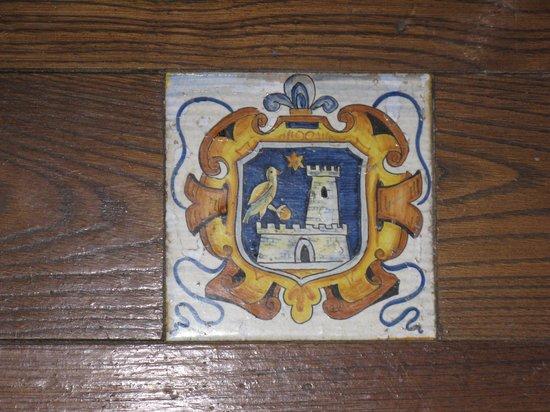 B&B Biribino: stemma di citta di castello