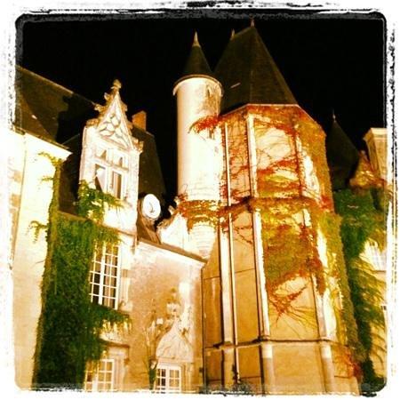 Chateau Golf des Sept Tours: château des 7 Tours