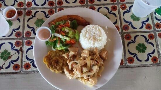 Don Esteban Restaurant: Chicken Filet