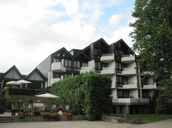 Hotel Moselblick: voorkant hotel