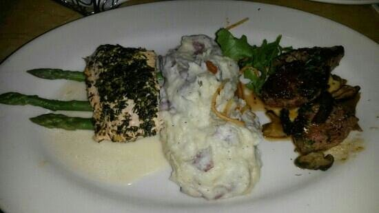 The Cheesecake Factory: ottimo!