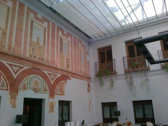 Hospes Palacio del Bailio: ristorante