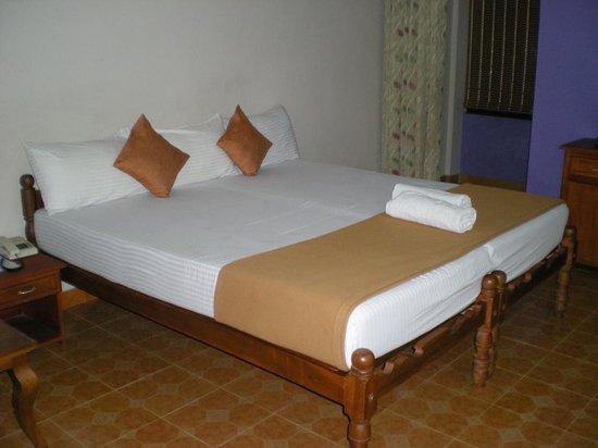 Cosy Regency: la chambre d'hôtel