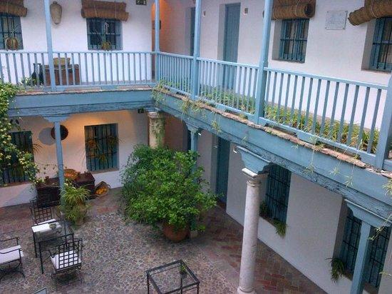 Hospes Las Casas del Rey de Baeza Sevilla : cortile interno