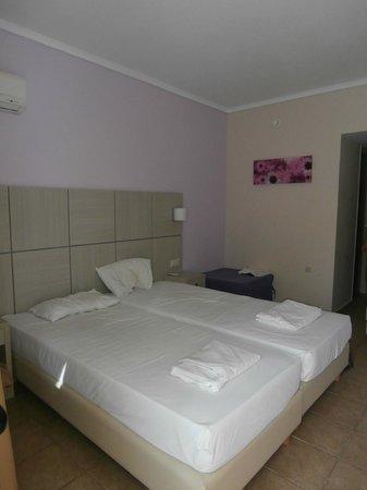 Imperial Hotel: pokój