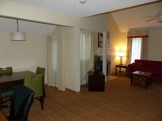 Residence Inn Denver Downtown: Room 1024