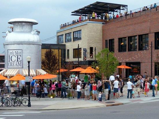 Residence Inn Denver Downtown: Little Ice Cream @ 0.5 mile