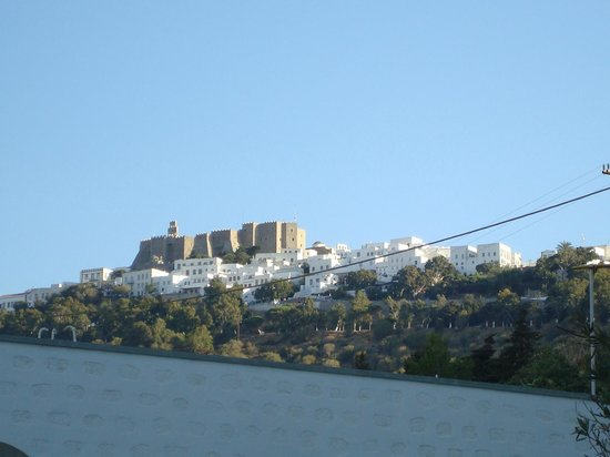 Walking in Patmos: Isla de Patmos