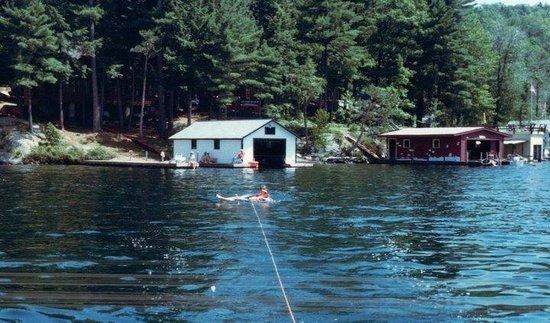 Lake George : Hulett's Landing