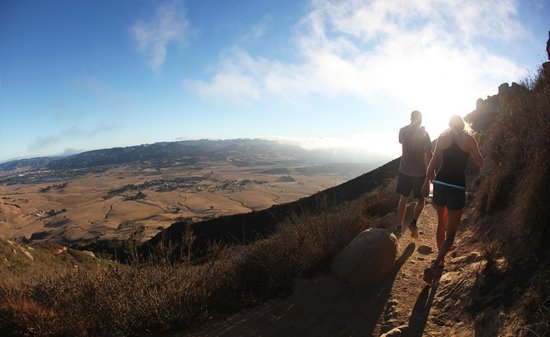 La Cuesta Inn: Hiking at Bishop's Peak