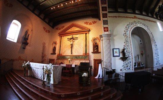 La Cuesta Inn: Mission San Luis Obispo de Tolosa