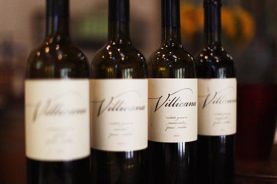 La Cuesta Inn : Local Wines