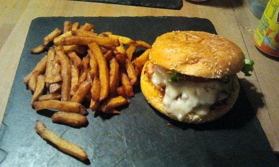 L'Atelier du Burger: Le montagnard