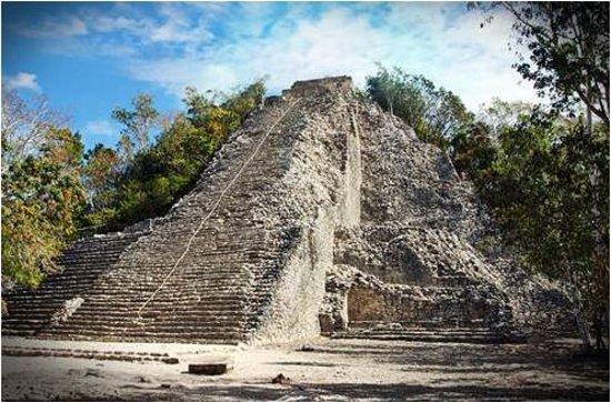 Coba Mayan Traditions: Templo Nohoch Mul
