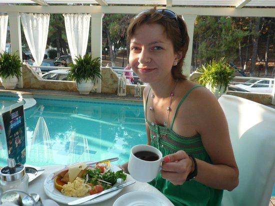 Secret Paradise Hotel & Spa: Breakfast