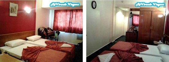 King Hotel: Quarto duplo
