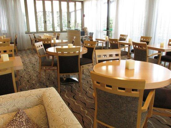 Hilton Milan: Executive Lounge