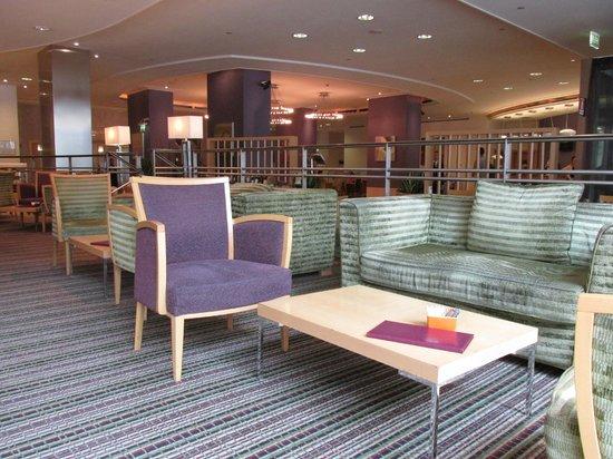 Hilton Milan: Lobby