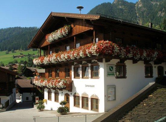 Haus Sonnwend: Alpbach!