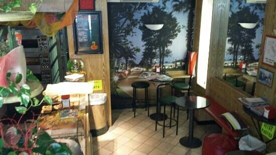 Pizzeria Da Walter: all'interno