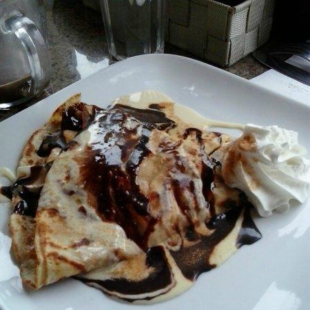 Geneva Crepe Cafe & Bistro : Desiree Crepe