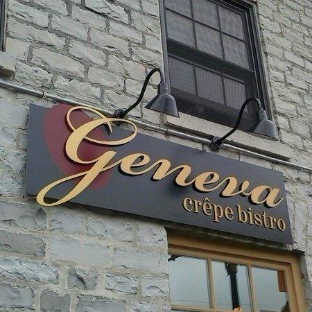 Geneva Crepe Cafe : Geneva Crepe Bistro