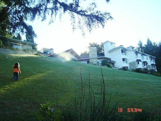 La Cascada Hotel: Vista del hotel