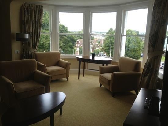 Clayton Lodge Hotel: suite