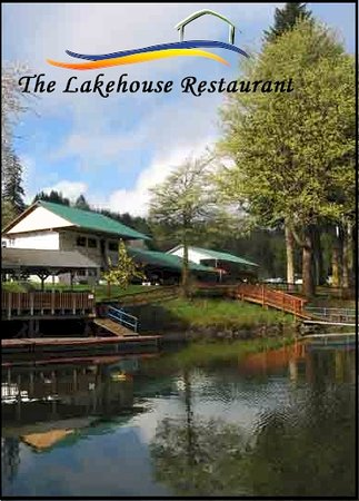 The Lakehouse Restaurant has a public dock for lake access guests