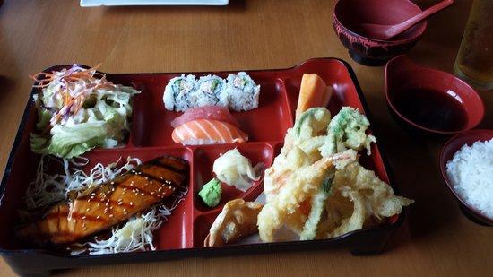 Miyabi Sushi: Menü 19