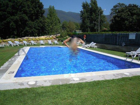 Els Cacadors de Macanet : piscina