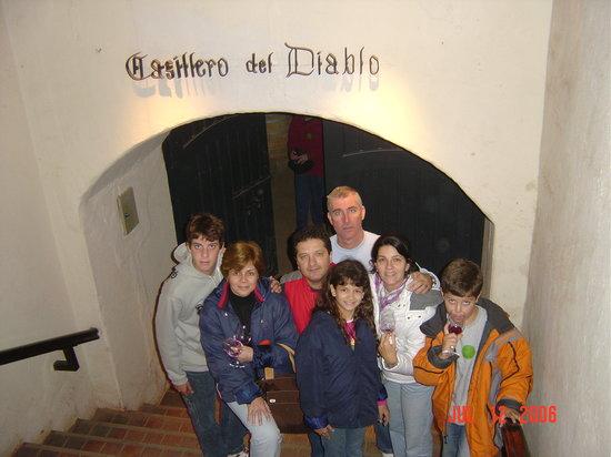 Concha y Toro Winery: Casillero Del Diablo