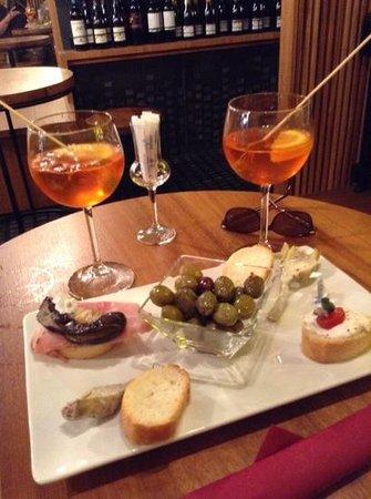 El Sbarlefo: Venetian style happy hour at sbarfelo