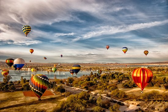 Ace High Ballooning: Flying with a few friends