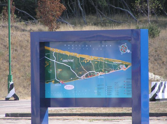Curonian Spit / Kursiu Nerija National Park: 2006