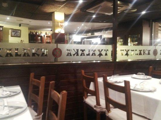 Txalaka: Salón