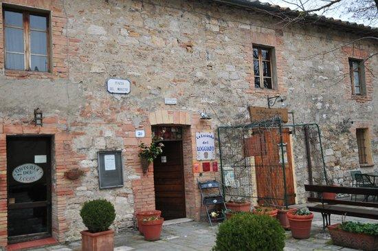 La Locanda del Loggiato - Picture of Locanda del Loggiato, Bagno ...