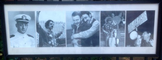 Cruisin' The Castro Walking Tours: History