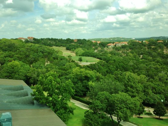 Omni Barton Creek Resort & Spa : Another view from my room