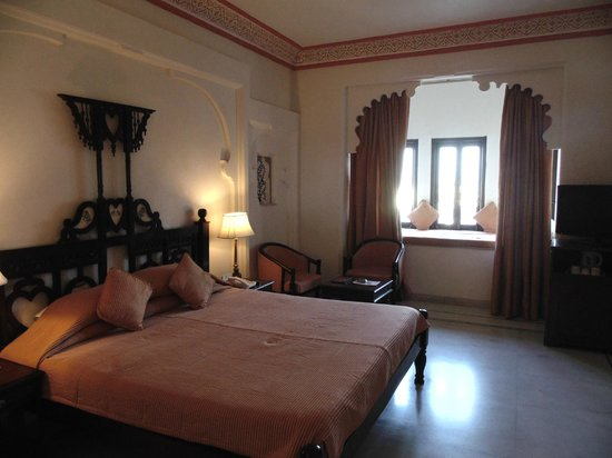Hotel Swaroop Vilas: My room