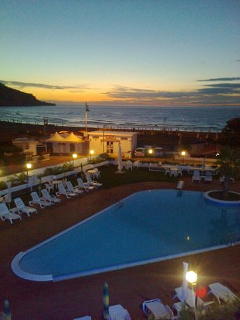 Morcavallo Hotel: Dalla camera