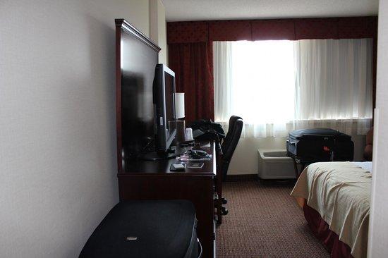 Holiday Inn Washington DC - Central / White House: Quarto
