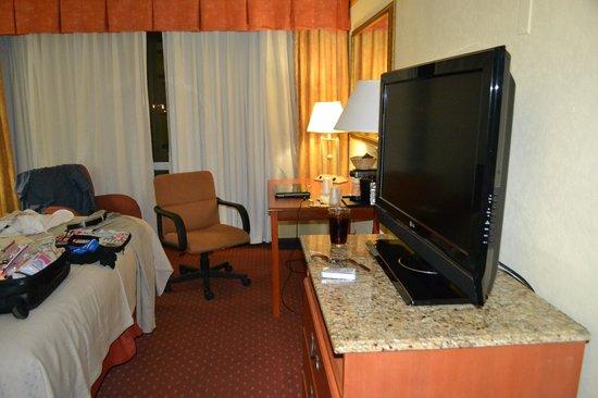 Holiday Inn Miami International Airport: TV
