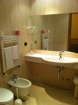 Bologna Hotel: bagno